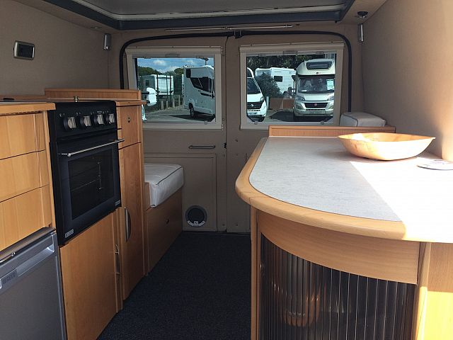 Ford Transit Van Conversion Image Thumb