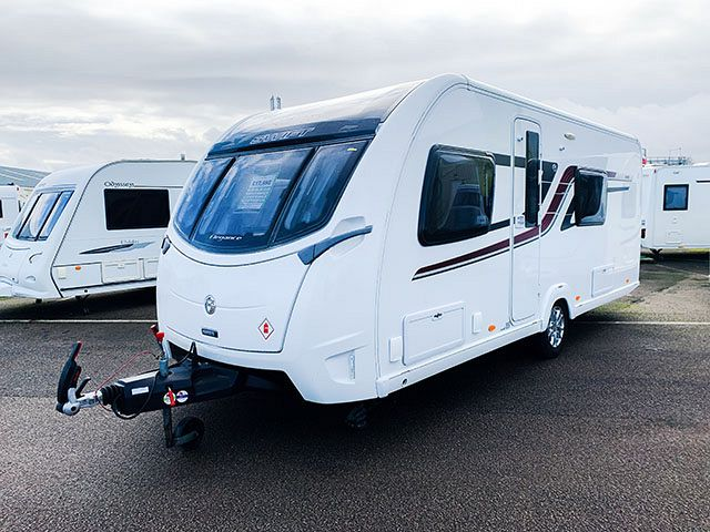 Swift Elegance 570