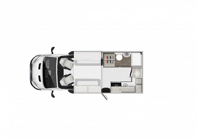 Auto-Trail Tribute F62