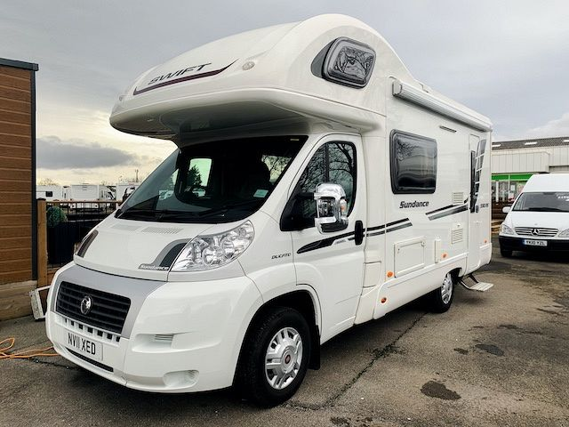 Swift Sundance 590RS