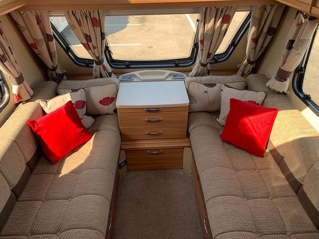 Used Swift Challenger SE 530 Caravan | S18295 | Leisure ...
