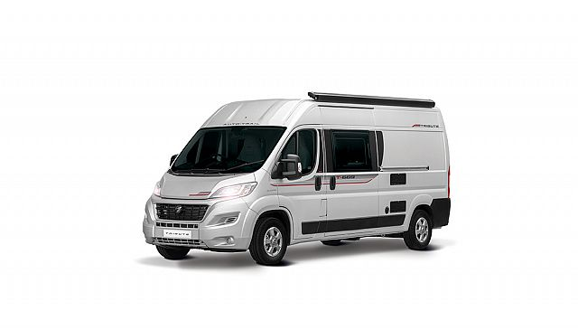 Auto-Trail Tribute 669 Van