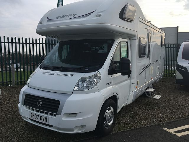 Swift Sundance 630G
