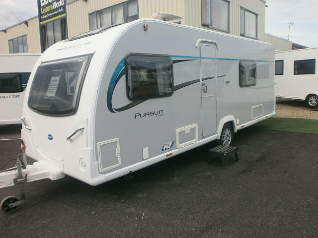Bailey Pursuit 530/4 Std