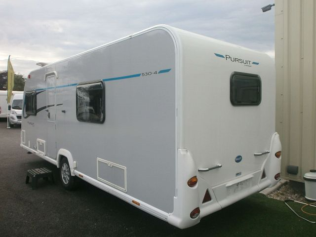 Bailey Pursuit 530/4 Std Image Thumb