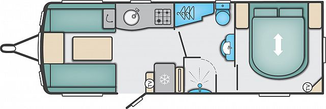 Challenger 635 Layout