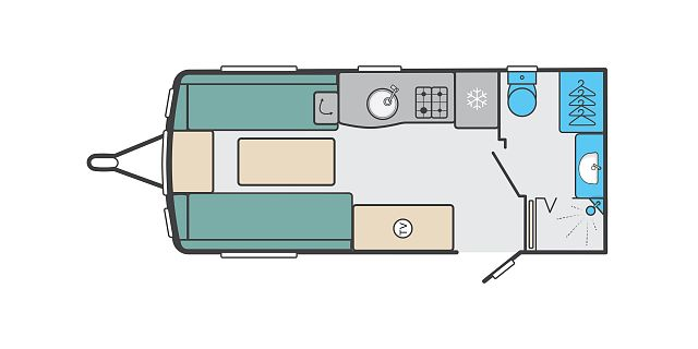 Challenger 480 Layout